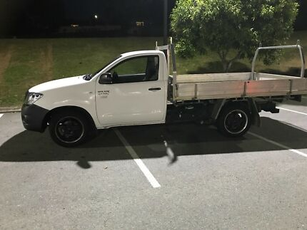 2010 Toyota Hilux Workmate