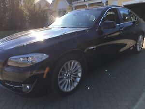 2011 BMW 535i xDrive  all wheel drive