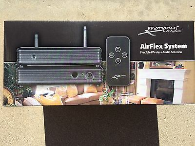 Great Deal  Proficient Audio Airflex System New In Box Never Opened