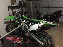 2012 kxf 450 fuel injected christmas present Bannockburn Golden Plains Preview