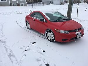 2008 honda civic MAKE OFFER WANT IT SOLD