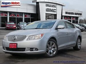 2010 Buick LaCrosse CXS - LOADED!! 2010 IIHS Top Safety Pick!!
