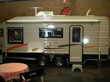 "NOVA REVIVOR 2015 18' 6"" REAR ENSUITE CARAVAN Northfield Port Adelaide Area Preview"