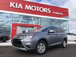 2017 Mitsubishi Outlander ES, Safety & ETEST for ON or QC INCL.
