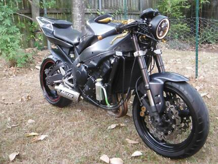 2004 Yamaha YZF-R1 Custom Naked Inala Brisbane South West Preview