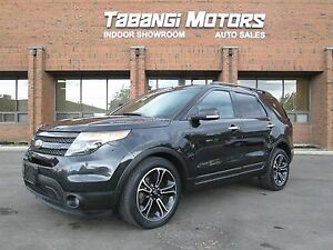 2014 Ford Explorer SPORT ECOBOOST 4WD SUNROOF NAVIGATION