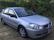 2005 Mitsubishi Lancer + Auto + only 120 klms + RWC + REGO+ LOGBOOK Logan Central Logan Area Preview