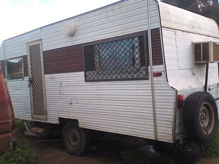Caravan need gone asap Narrogin Narrogin Area Preview