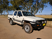 1997 Toyota Hilux SR5 Dual cab Wubin Dalwallinu Area Preview