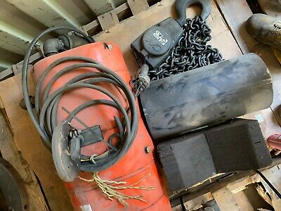 Cm 5 Ton Pneumatic Air Chain Hoist