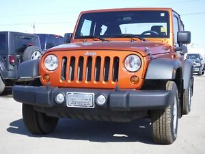 2011 Jeep Wrangler Sport ~ Air Conditioning, Cruise Control!