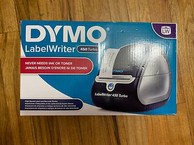 Dymo Labelwriter 450 Turbo New In Box
