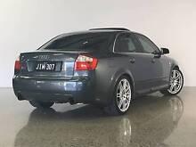 2005 Audi S4 Sedan 4.2 Litre V8 Auto Ashmore Gold Coast City Preview