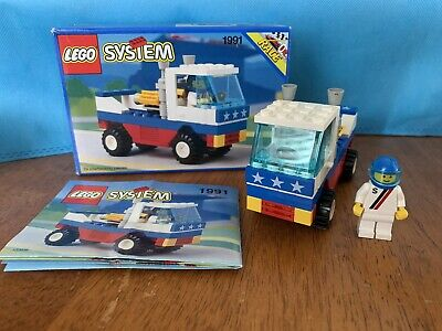Lego System set 1991 Racing Pickup Dated 1993