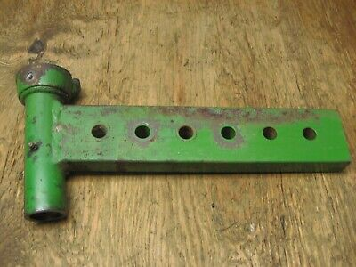 John Deere 950 Left Hand Axle Extension Ch11124