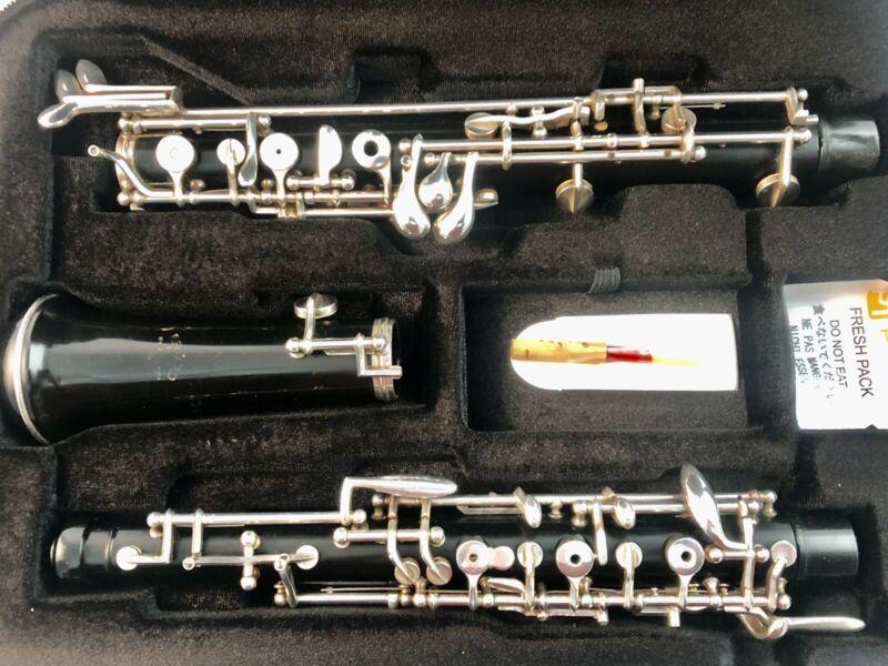 Beautiful Fox 333 Student Oboe- Great Instrument!