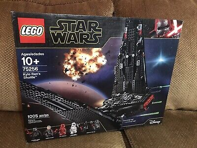 LEGO Star Wars™ Episode IX 75256 Shuttle Kylo Ren **NEW**UNOPENED**