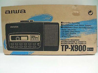 Grabadora de cassette Aiwa TP-X900 segunda mano  Embacar hacia Mexico