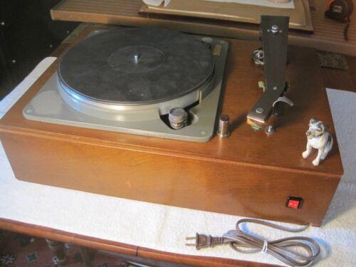 Calrad Transcription Turntable - SV -16 Tonearm - 1950s