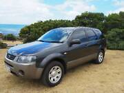 2007 Ford Territory SY TX (RWD) Grey 4 Speed Automatic Wagon Lorne Surf Coast Preview
