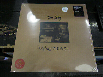 TOM PETTY Wildflowers & All The Rest 3xLP sealed VINYL 2020 Record ROCK NEW
