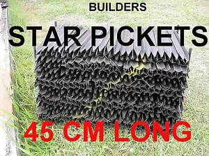 Star Pickets various sizes from $3 Capalaba Brisbane South East Preview