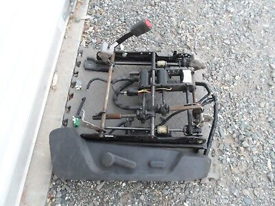 10 11 12 13 14 Ford Mustang 6 Way Power Seat Track All Models Passenger RH