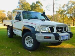 2008 Nissan Patrol ** ENGINEERED TD42 4.2L TURBO DIESEL TRAYBACK ** Rockingham Rockingham Area Preview