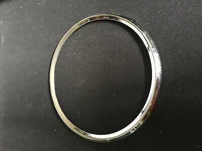 Chrome Bezel low profile V section (see pictures) suitable for Smiths or Jaeger