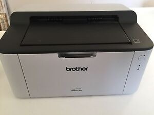 Laser  Printer brother  HL- 1110 with Tuner Cartridge Parklea Blacktown Area Preview