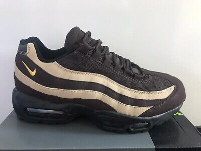 Nike Air Max 95 Trainers Unique Dark Brown UK Sizes 6 7 8 9 10 11