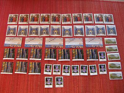 100 Briefmarken 1,45 Deutschland wie ungestempelt ungummiert ohne Stempel