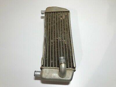 04 Yamaha YZ250 YZ 250 OEM Left Radiator Engine Cooling Rad 02-17