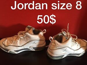 Jordan sport shoes size 8