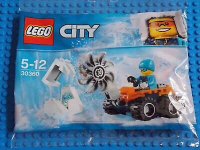 LEGO - CITY ( SET 30360 - ARCTIC ICE SAW ) BRAND NEW