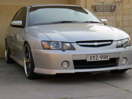 Cammed 2004 VYII SS Manual 63,302km .