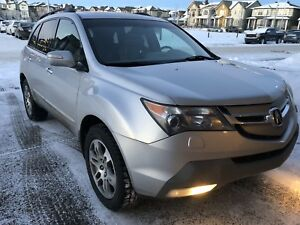 2008 Acura MDX Technology Package dealer maintained