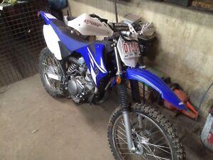 Yamaha TTR125L