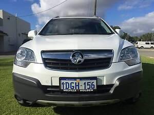 2010 Holden Captiva Wagon Maddington Gosnells Area Preview