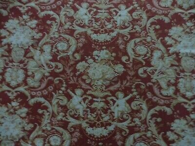 BEAUMONT & FLETCHER FABRIC SPHINX - AN ARIADNE DESIGN.PRICE IS PER METRE