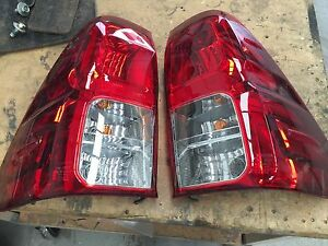 Genuine Toyota Hilux Tail lights (2016) Underwood Logan Area Preview