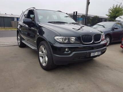 2007 BMW X5 Wagon 3.0 AUTO LUXURY FULLY OPTIONED Williamstown North Hobsons Bay Area Preview