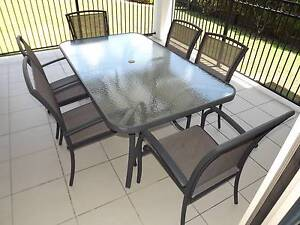 Outdoor Furniture Setting Pelican Waters Caloundra Area Preview