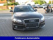 "Audi A4 Avant 2.0TDI Attraction ""S"" Line Leder Panora"