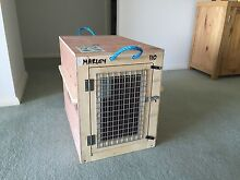Pet / dog / cat wooden travel crate / box / cage Maroubra Eastern Suburbs Preview