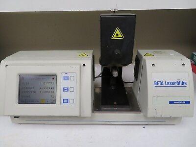 Beta Z-mike Lasermike Model 283-20 Laser Micrometer 2 Idodwall Accy Mw4