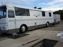 1982 Custom IBC COACH MOTORHOME and Trailer (SALE OR SWAP) Maryborough Central Goldfields Preview