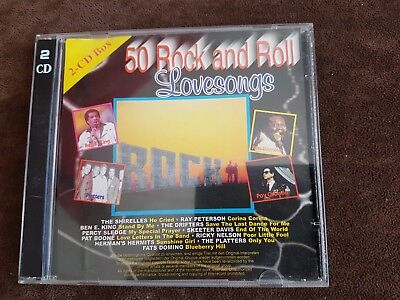 50 Rock and Roll Lovesongs