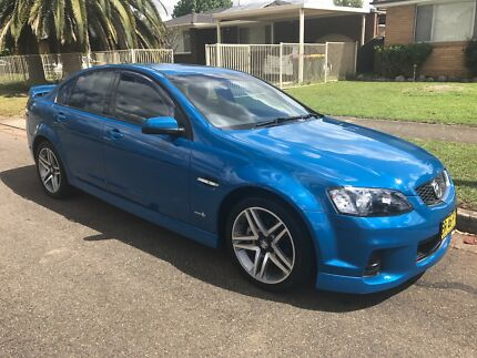 Holden Commodore SV6 / 2012