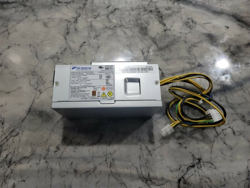 1PC NEW 00PC746 FOR LENOVO SFF POWER SUPPLIES HK310-71PP S0 00PC775 #QA125 ZX